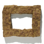 Tan 4x6 Rock Picture Frame